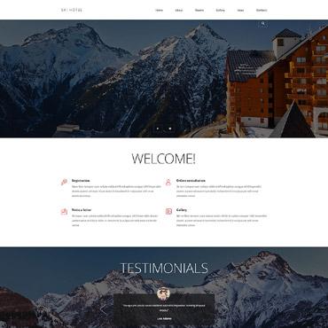 Homepage für Skihotel erstellen lassen
