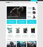 54843 Games osCommerce Templates