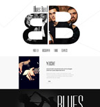 55079 Music Website Templates