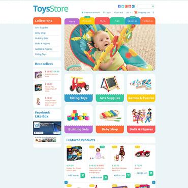 Купить  пофессиональные Shopify шаблоны. Купить шаблон #55164 и создать сайт.