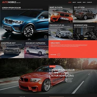 Купить  пофессиональные Moto CMS HTML шаблоны. Купить шаблон #55324 и создать сайт.