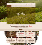 55380 Food & Drink OpenCart Templates
