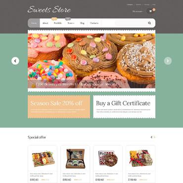 Купить  пофессиональные WooCommerce шаблоны. Купить шаблон #55592 и создать сайт.