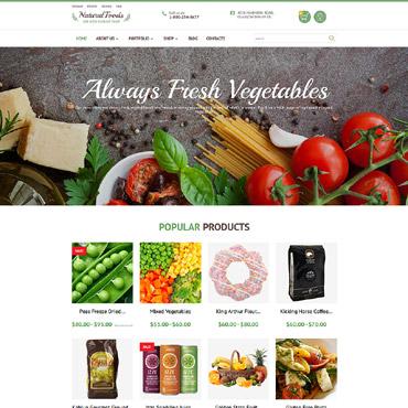 Купить  пофессиональные WooCommerce шаблоны. Купить шаблон #55738 и создать сайт.