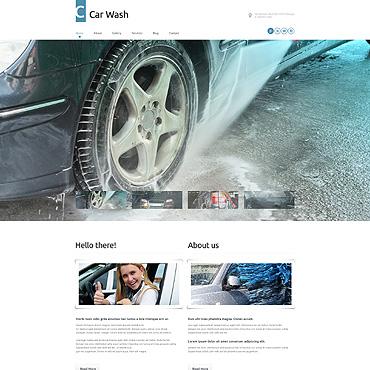 Homepage für Autowaschanlage erstellen lassen