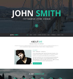 55830 Personal Pages PSD Templates