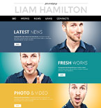55888 Personal Pages PSD Templates