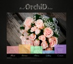 56119 Flowers, Full Site, CSS, Wide Templates, jQuery Templates, HTML 5 PSD Templates