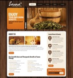 56191 Beauty, Full Site, CSS, Flash 8, Wide Templates, HTML 5 PSD Templates