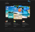 56280 Travel, Full Site, CSS, Wide Templates, jQuery Templates, HTML 5 PSD Templates