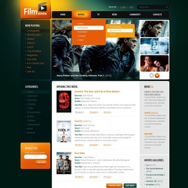 Buy Premium Responsive PSD Templates. Template #56336. ArtelWEB Template Store Online.