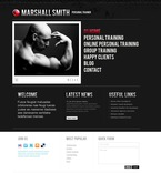 56353 Sport, Full Site, Personal Pages, CSS, Wide Templates, jQuery Templates, HTML 5 PSD Templates