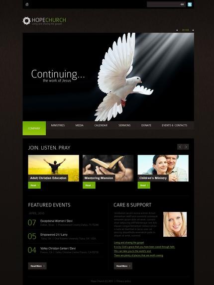 Website template 56356