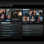 56447 Music, CSS, Wide Templates, jQuery Templates, HTML 5 PSD Templates