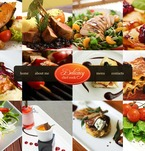 56533 Food & Drink, Full Site, Personal Pages, CSS, Wide Templates, jQuery Templates, HTML 5 PSD Templates