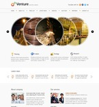 56722 Industrial, CSS, Wide Templates, HTML 5 PSD Templates