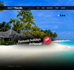 56814 Travel, Full Site, CSS, Wide Templates, jQuery Templates, HTML 5 PSD Templates