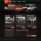 56815 Cars, Full Site, CSS, Wide Templates, jQuery Templates, HTML 5 PSD Templates