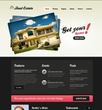 56872 Real Estate, Full Site, CSS, Wide Templates, jQuery Templates, HTML 5 PSD Templates