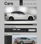 56941 Cars, Full Site, CSS, Wide Templates, jQuery Templates, HTML 5 PSD Templates