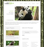 56947 Animals & Pets, Full Site, CSS, Wide Templates, HTML 5 PSD Templates