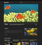 56958 Animals & Pets, Full Site, CSS, Flash 8, Wide Templates, HTML 5 PSD Templates