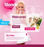 57055 Full Site, Personal Pages, CSS, Wide Templates, jQuery Templates, HTML 5 PSD Templates