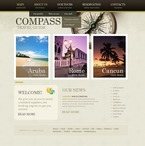 57071 Web Design, Travel, Wide Templates, jQuery Templates, HTML 5 PSD Templates