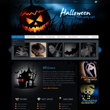 Buy Premium Responsive PSD Templates. Template #57100. ArtelWEB Template Store Online.