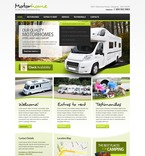 57128 Cars, Travel, CSS, Wide Templates, HTML 5 PSD Templates