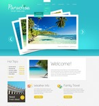 57130 Travel, Full Site, CSS, Most Popular, Wide Templates, HTML 5 PSD Templates