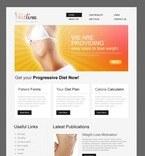 57146 Beauty, Medical, Full Site, Zero Downloads, CSS, Flash 8, Wide Templates, HTML 5 PSD Templates