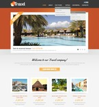 57151 Travel, Full Site, CSS, Wide Templates, HTML 5 PSD Templates