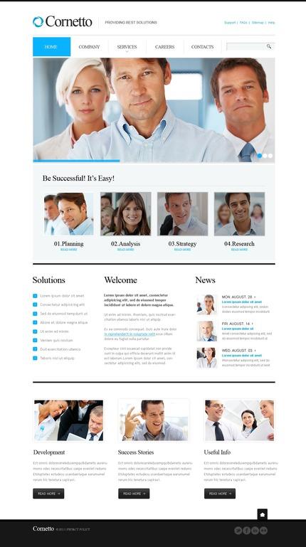 Website template 57222
