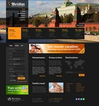 57231 Travel, Full Site, CSS, Wide Templates, HTML 5 PSD Templates