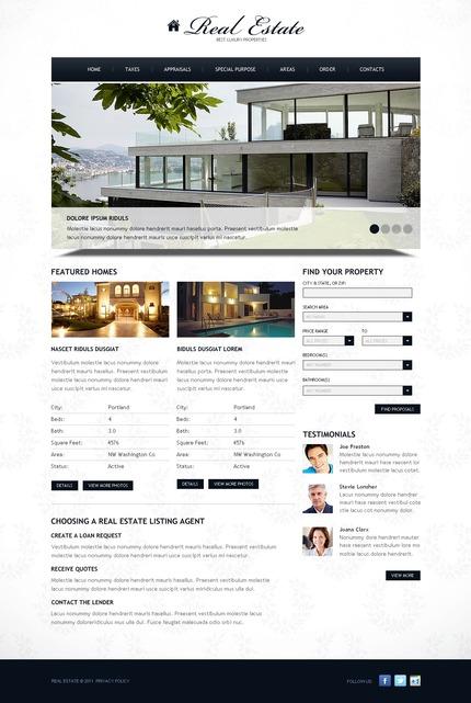 Website template 57235