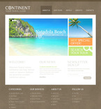 57275 Travel, Most Popular PSD Templates