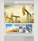 57282 Industrial PSD Templates