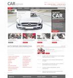 57368 Cars PSD Templates