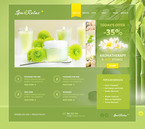57404 Beauty, Most Popular PSD Templates