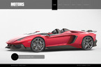 57436 Cars PSD Templates