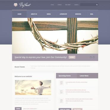 Купить  пофессиональные PSD шаблоны. Купить шаблон #57437 и создать сайт.