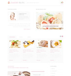 57444 Food & Drink PSD Templates