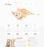 57489 Animals & Pets PSD Templates