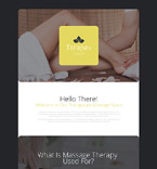 57570 Beauty Landing Page Templates