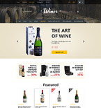 57580 Food & Drink OpenCart Templates
