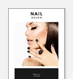 57601 Beauty Newsletter Templates