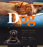 57622 Animals & Pets, Last Added Muse Templates