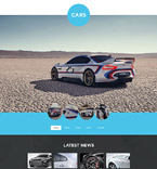 57640 Cars Website Templates