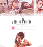 57644 Beauty Website Templates